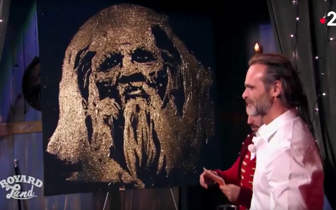Boyard Land 2020 on France 2 – Speed Painter Michael Raivard
